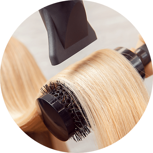 Blow Dry Services Troy