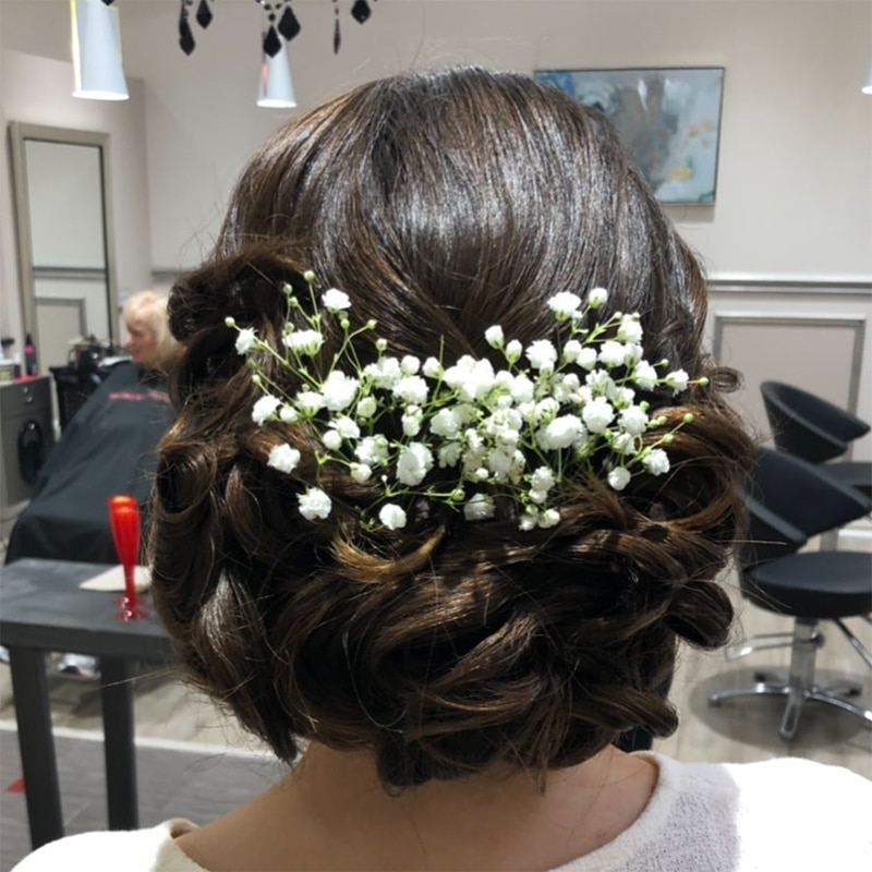 Bridal Hair Services Troy